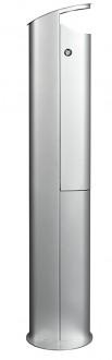 Cendrier sur pied 2,5L - Devis sur Techni-Contact.com - 6