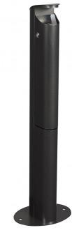 Cendrier sur pied 2,5L - Devis sur Techni-Contact.com - 7