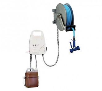 Centrale de désinfection carénée avec enrouleur - Devis sur Techni-Contact.com - 1