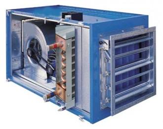 Centrale de traitement d'air à eau chaude ou froide - Devis sur Techni-Contact.com - 1