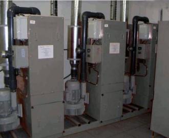 Centrale industrielle d'aspiration - Devis sur Techni-Contact.com - 1