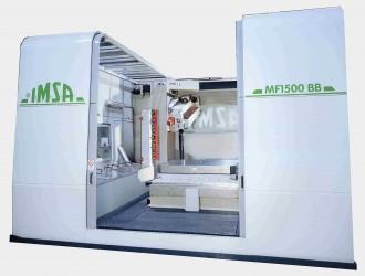 Centre CNC de forage profond fraisage MF 2000 BB - Devis sur Techni-Contact.com - 1
