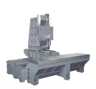 Centre d'usinage à banc fixe horizontal à deux tables - Devis sur Techni-Contact.com - 2