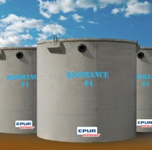 Centre traitement eaux usées domestiques à 2 cuves - Devis sur Techni-Contact.com - 1