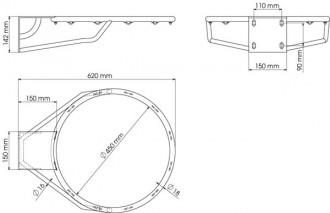 Cercle de basket acier - Devis sur Techni-Contact.com - 7