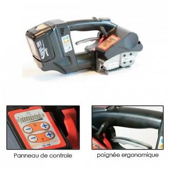 Cercleuse électroportative à batterie - Devis sur Techni-Contact.com - 4
