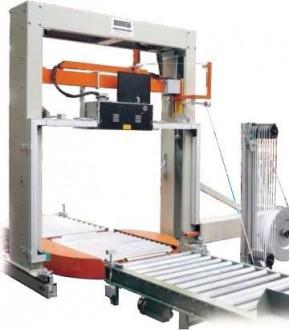 Cercleuse verticale automatique pour palettes - Devis sur Techni-Contact.com - 1