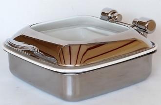 Chafing dish carré à induction - Devis sur Techni-Contact.com - 2