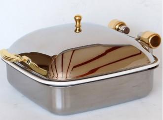 Chafing dish carré à induction - Devis sur Techni-Contact.com - 3