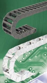 Chaine porte cable acier - Devis sur Techni-Contact.com - 1