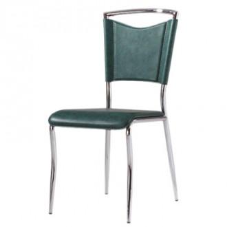 Chaise acier restaurant design - Devis sur Techni-Contact.com - 1