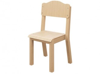 Chaise adulte galbée - Devis sur Techni-Contact.com - 1