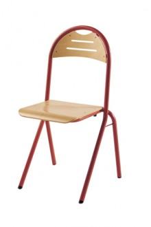 Chaise appui sur table acier - Devis sur Techni-Contact.com - 1