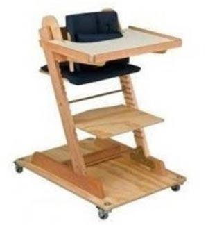 Chaise basse enfant handicapé - Devis sur Techni-Contact.com - 1