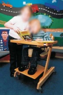 Chaise basse enfant handicapé - Devis sur Techni-Contact.com - 2