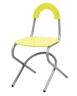 Chaise cantine acier - Devis sur Techni-Contact.com - 2