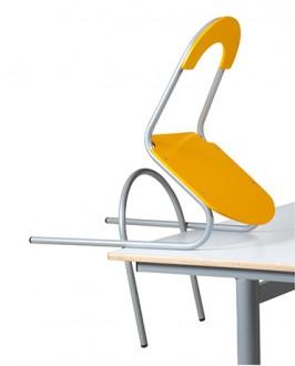 Chaise cantine acier - Devis sur Techni-Contact.com - 3