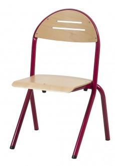 Chaise cantine en aluminium - Devis sur Techni-Contact.com - 2
