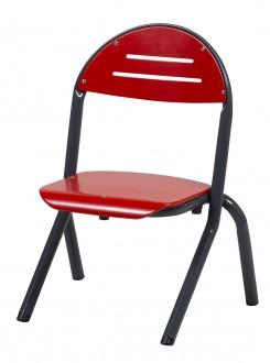 Chaise cantine en aluminium - Devis sur Techni-Contact.com - 3