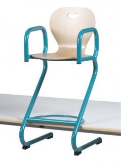 Chaise cantine haute - Devis sur Techni-Contact.com - 2