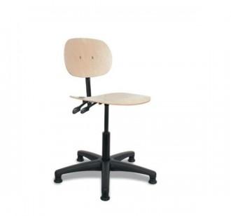 Chaise d'atelier asynchrone en bois - Devis sur Techni-Contact.com - 1