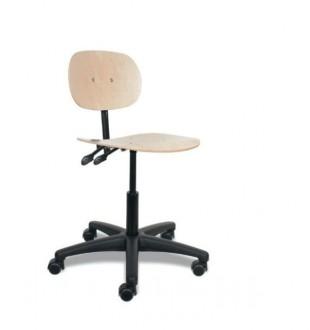Chaise d'atelier asynchrone en bois - Devis sur Techni-Contact.com - 2