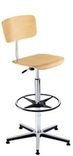 Chaise d'atelier bois - Devis sur Techni-Contact.com - 1