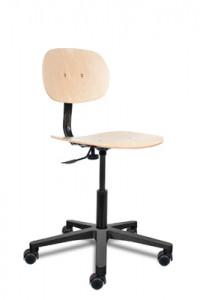 Chaise d'atelier en bois - Devis sur Techni-Contact.com - 3