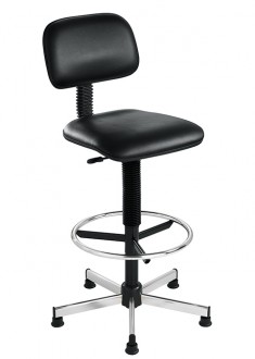 Chaise d'atelier haute - Devis sur Techni-Contact.com - 2