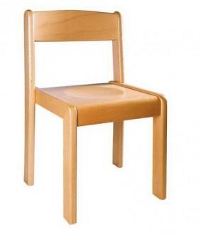 Chaise d'écolier empilable Taille 0 à 6 - Devis sur Techni-Contact.com - 2