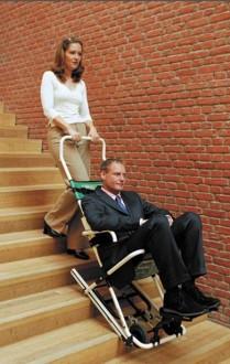Chaise d'évacuation escape - Devis sur Techni-Contact.com - 4