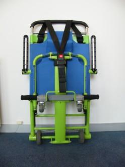 Chaise d'évacuation PMR - Devis sur Techni-Contact.com - 3