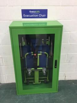 Chaise d'évacuation PMR - Devis sur Techni-Contact.com - 6