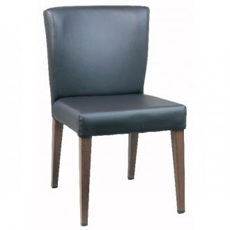 Chaise de café restaurant en acier - Devis sur Techni-Contact.com - 1