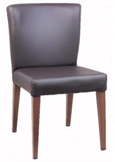 Chaise de café restaurant en acier - Devis sur Techni-Contact.com - 2