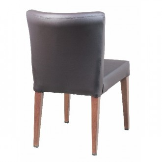 Chaise de café restaurant en acier - Devis sur Techni-Contact.com - 4