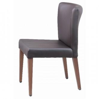 Chaise de café restaurant en acier - Devis sur Techni-Contact.com - 5