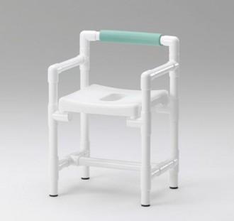 Chaise de douche avec accoudoirs 150 kg - Devis sur Techni-Contact.com - 1