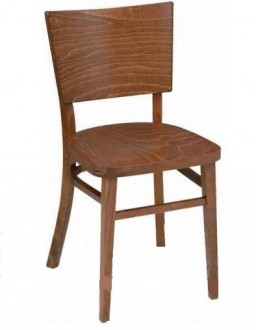Chaise de pizzerias en bois - Devis sur Techni-Contact.com - 1