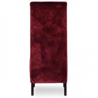 Chaise de restaurant avec assise rembourrée - Devis sur Techni-Contact.com - 5