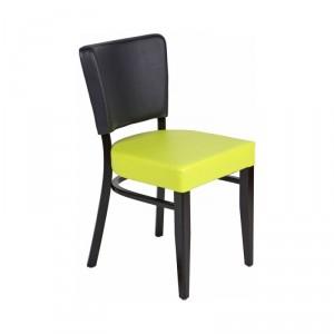 Chaise de restaurant en bois massif VERDI - Devis sur Techni-Contact.com - 1