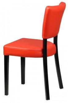 Chaise de restaurant en simili cuir - Devis sur Techni-Contact.com - 2