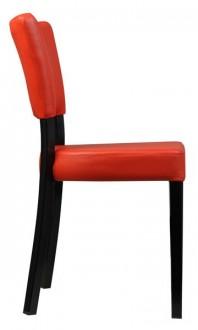 Chaise de restaurant en simili cuir - Devis sur Techni-Contact.com - 4