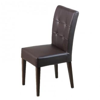 Chaise de restaurant rembourée en acier - Devis sur Techni-Contact.com - 4