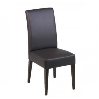 Chaise de restaurant rembourrée inox - Devis sur Techni-Contact.com - 1