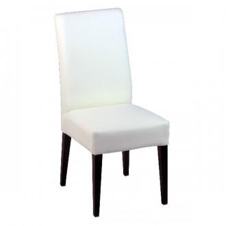 Chaise de restaurant rembourrée inox - Devis sur Techni-Contact.com - 3