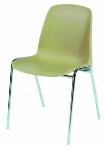 Chaise de réunion empilable - Devis sur Techni-Contact.com - 1