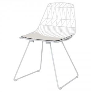 Chaise de style scandinave en acier - Devis sur Techni-Contact.com - 1