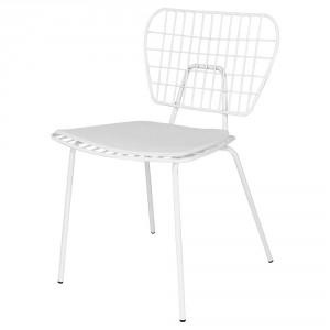 Chaise de style scandinave en acier - Devis sur Techni-Contact.com - 2