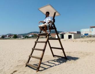 Chaise de surveillance plage - Devis sur Techni-Contact.com - 1